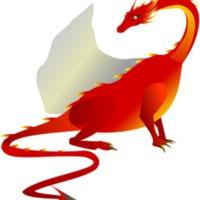 Het sprookje van de rode draak
